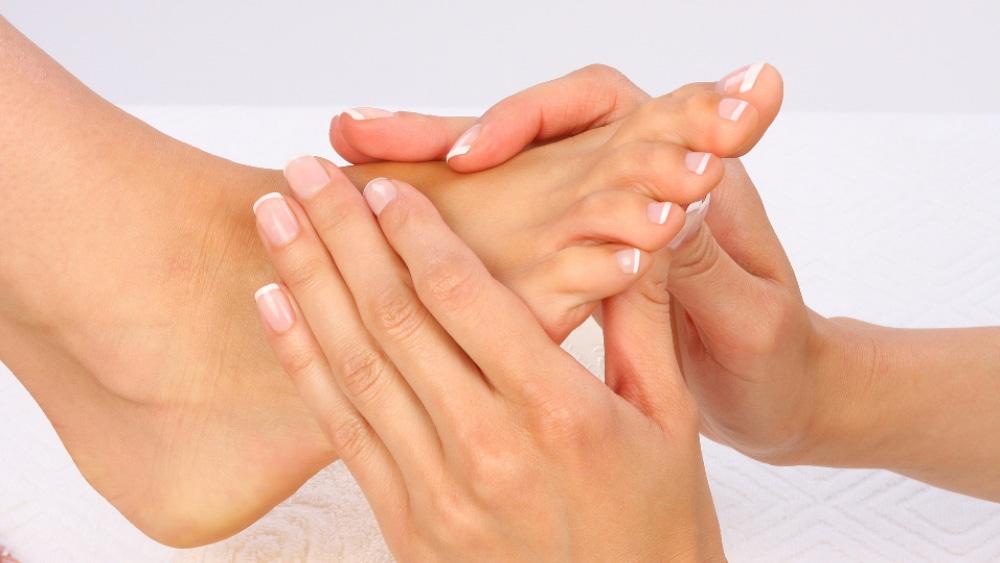 Service massage plantaire de Martine Enkaoua